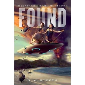 Found by S A Bodeen - 9781250027832 Book