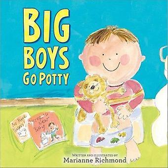 Big Boys Go Potty by Marianne Richmond - Marianne Richmond - 97814022