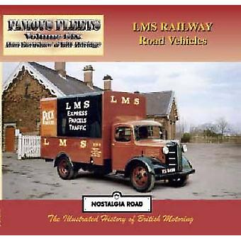 LMS Railway Road Vehicles by Alan Earnshaw - Bill Aldridge - 97819030