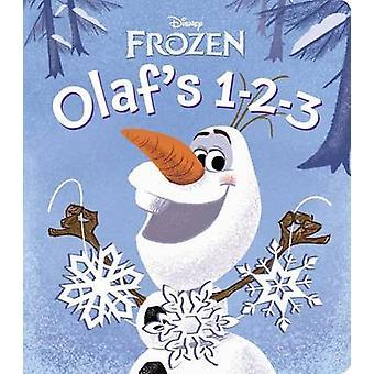 Frozen - Olaf's 1-2-3 by Olga Mosqueda - Elena Naggi - Grace Lee - 978