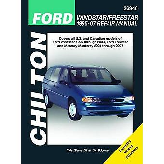 Ford Windstar Automotive Repair Manual - 95-07 by Jay Storer - Jeff Ki
