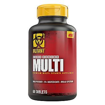 Mutant Core Multi Premium Test Support Supplement