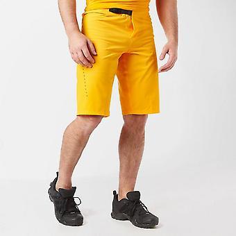 Nieuwe Fox heren ' s Flexair Lite Mountain Bike shorts geel
