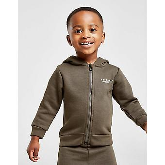 New McKenzie Kids' Essential Zip Through Hoodie Khaki