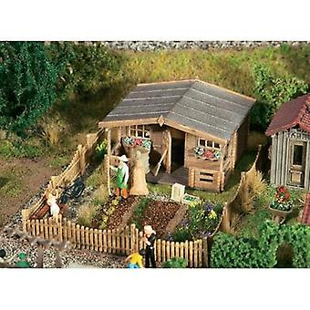 Faller 180493 H0 Allotment and summerhouse