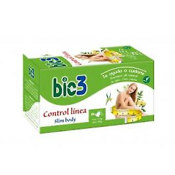 Bio3 Bie 3 Control Infusion Line 25 Bags