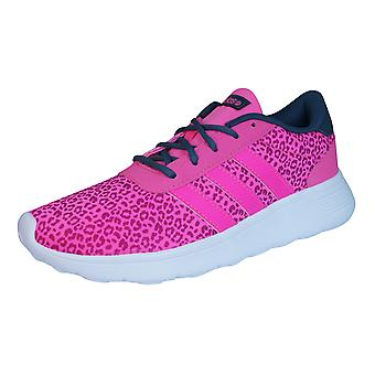 adidas Neo Lite Racer Womens Trainers / Shoes - Pink
