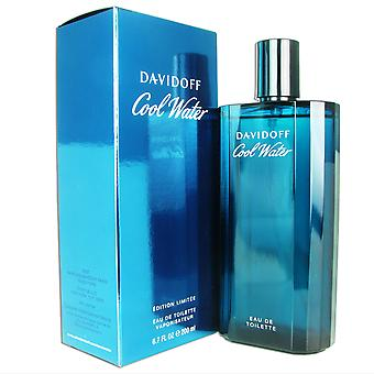 Cool Water Ltd. uomini da Davidoff 6,7 oz EDT Spray