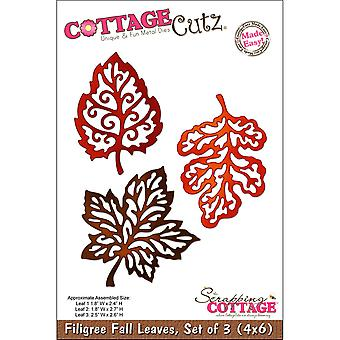 CottageCutz sterben - filigrane Herbst Leaves1.8