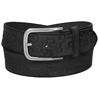 Tom tailor leather buckle belt TW1006R61-790