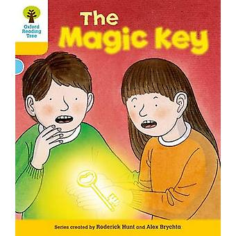Oxford Reading Tree Level 5 Stories the Magic Key by Roderick Hunt & Alex Brychta