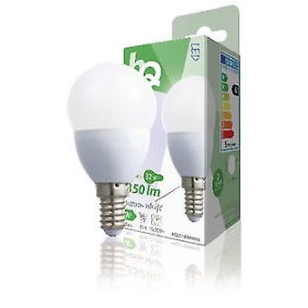 Hq Led Bulb E14 5W 350Lm 2700K Mini-Balloon
