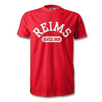 Reims 1909 Established Football T-Shirt