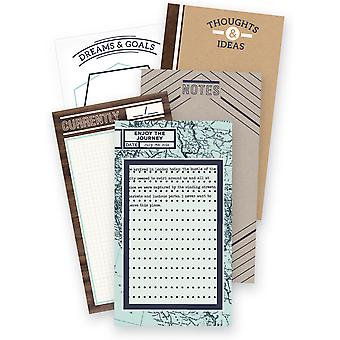 We R Typecast Notepad -Adventure WR663115