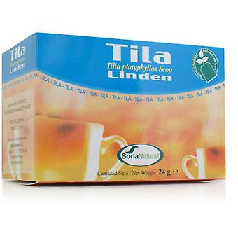 Soria Natural Tila Infusion (Dietetics and nutrition)