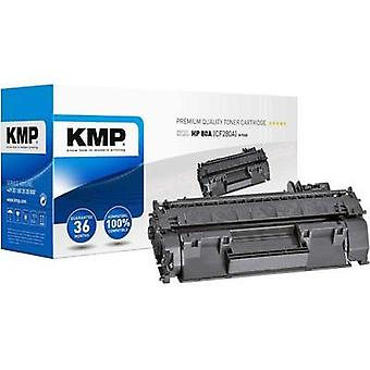 KMP Toner cartridge replaced HP 80A Compatible Black