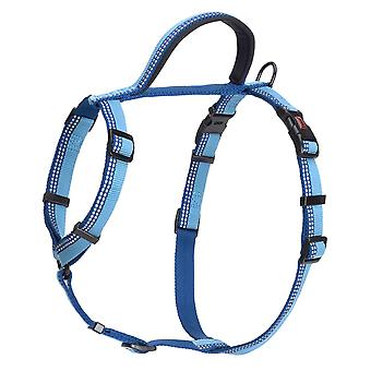 Halti Nylon Walking Harness Blue Extra Small 35-48cm