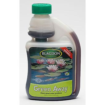Bd Treatment Green Away 500ml