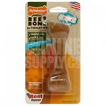 Nylabone Puppy Teething Chew Beef Bone Small