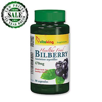 Bilberry 470mg (90 capsules)