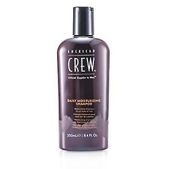 Amerikanische Besatzung Männer täglich feuchtigkeitsspendende Shampoo (für alle Arten von Haar) - 250ml / 8,4 oz