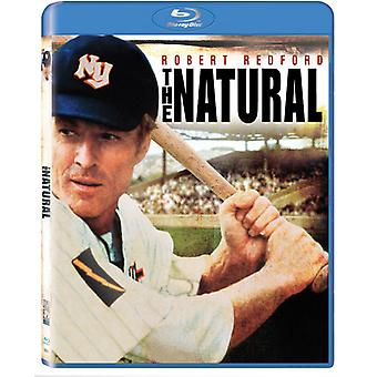 The Natural [Blu-ray] [BLU-RAY] USA import