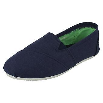Drenge JCDees Casual Slip på sko