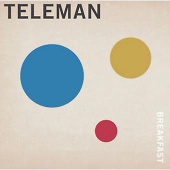 Morgenmad ved Teleman