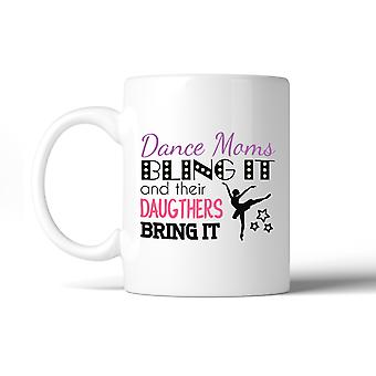 Dance Moms Bling It Cute Design Mug Perfect Mothers Day Gift Ideas