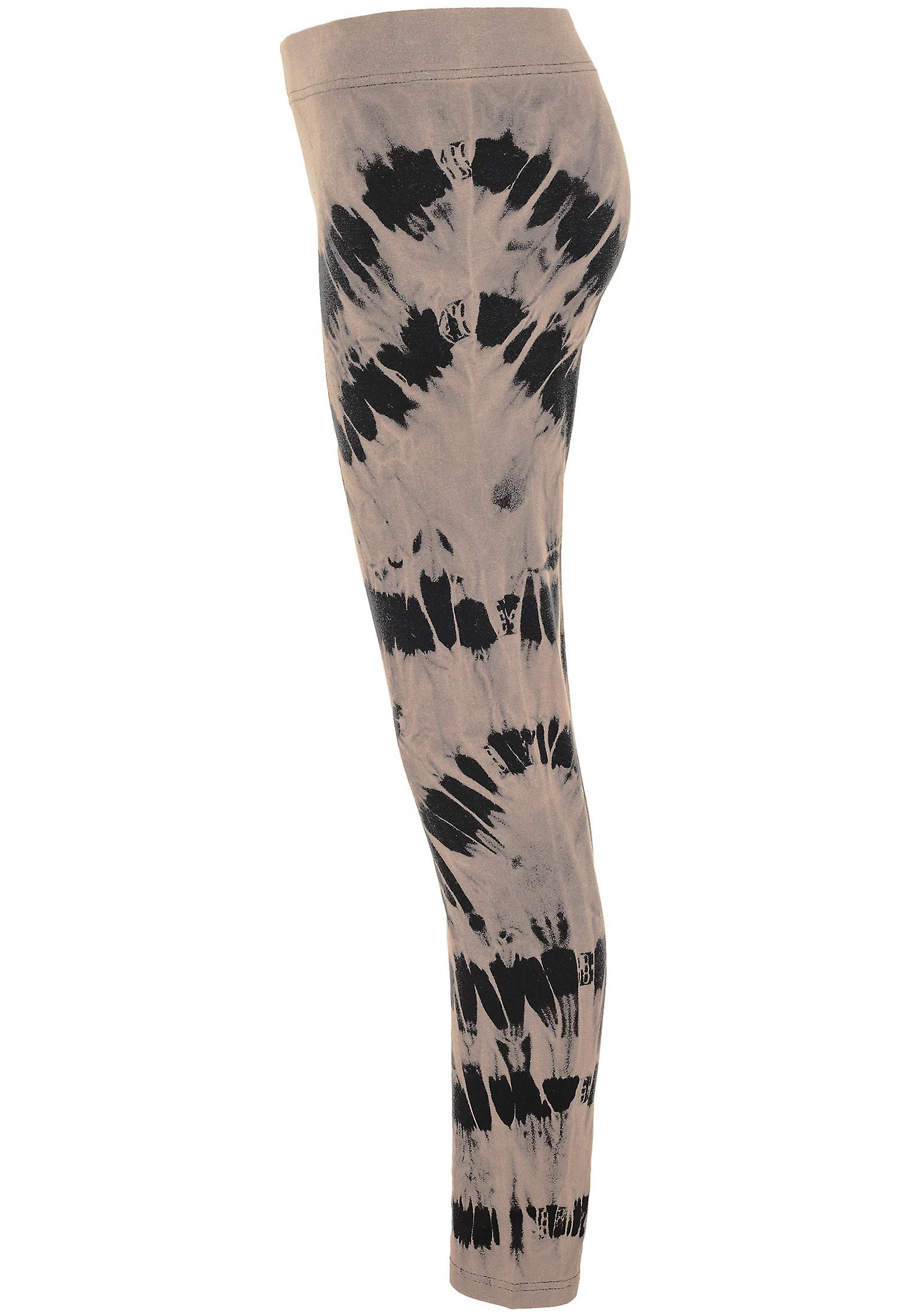 Urban Classics Damen Leggings Acid Wash Splash