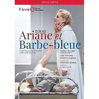 Paul Dukas - Ariane Et Barbe-Bleue [DVD] USA import