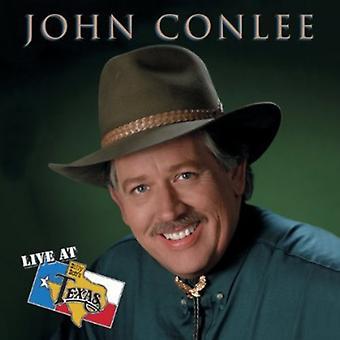John Conlee - Live på Billy Bob's Texas [CD] USA import
