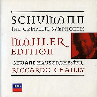 R. Schumann - Schumann: The Complete Symphonies [CD] USA import