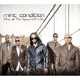 Mint Condition - Music at the Speed of Life [CD] USA import
