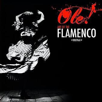 Art of Flamenco - Ole! Art of the Flamenco [CD] USA import