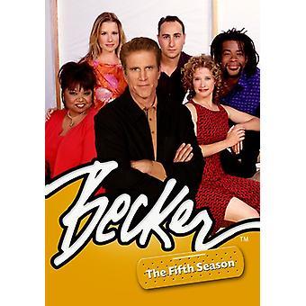Becker: Sæson 5 [DVD] USA import