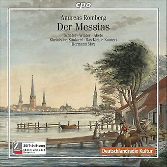 A. Romberg - Andreas Romberg: Der Messias [CD] USA import