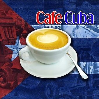 Cafe Cuba - import USA Caft Kuby [CD]