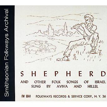 Importation de Hillel & Aviva - Berger & USA autres chansons folkloriques d'Israël [CD]
