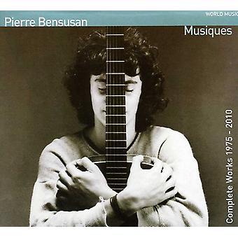 Pierre Bensusan - Musiques [CD] USA import
