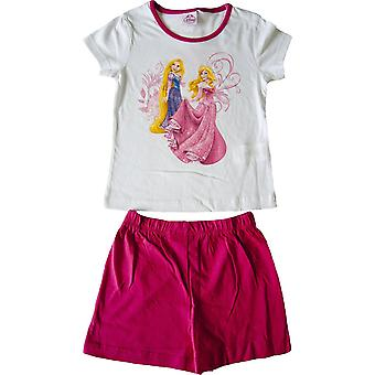 Girls Disney Princess | Short Pyjamas Set