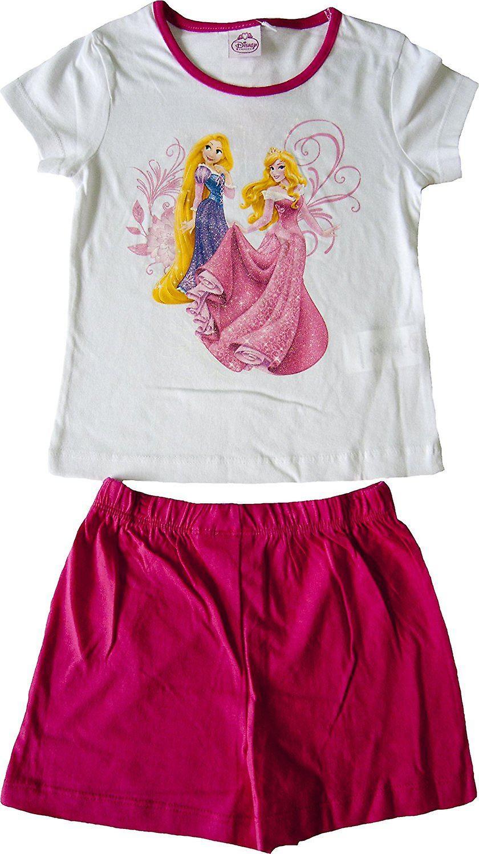 Mädchen Disney Princess   Kurzer Pyjama-Set