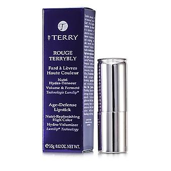By Terry Rouge Terrybly Age Defense Lipstick - # 300 Cupid Peony 3.5g/0.12oz