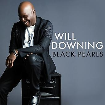 Will Downing - Black Pearls [CD] USA import