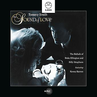 Smith, Tommy / Barron, Kenny - Sound of Love [CD] USA import