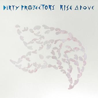 Dirty Projectors - Rise Above [CD] USA import
