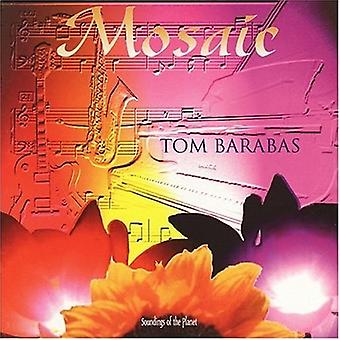 Tom Barabas - mosaik [CD] USA import