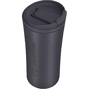 Ellipse Travel Mug Graphite/Blue/Graphite/Purple - Lifeventure
