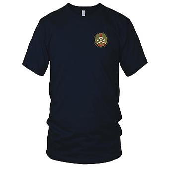 ARVN Exploitation Force - QUYET TU - 2nd Strike Force Recon - Vietnam Embroidered Patch - Ladies T Shirt