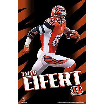 Cincinnati Bengals - Tyler Eifert 16 Poster Poster afdrukken